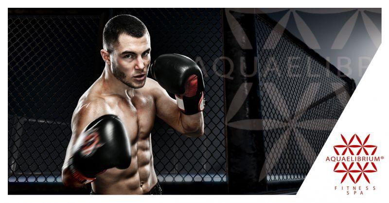 AQUAELIBRIUM FITNESS & SPA - Offerta Allenamento per MMA Alessandria