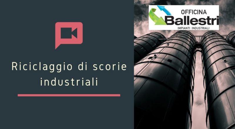 Occasione riciclaggio scorie industriali a Modena – Vendita Impianti di trattamento e recupero scorie a Modena