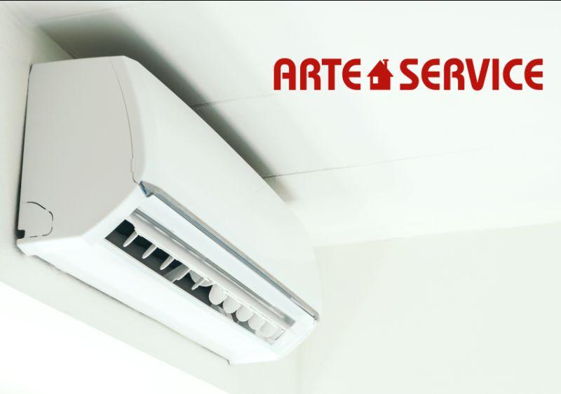 ARTE CASA SERVIZI offerta pronto intervento climatizzatori - promo istallazione condizionatori