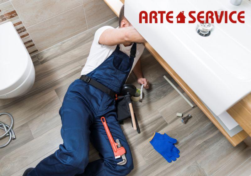 ARTE CASA SERVIZI offerta idraulico pronto intervento - lavori termoidraulici cornaredo