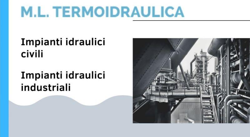 Offerta impianti idrici civili ed industriali sistema multistrato sistema polipropilene sistema sfilabile a Sassuolo Modena