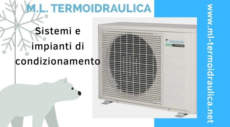 Offerta servizi di installazione, manutenzione, riparazione di apparecchiature fisse di refrigerazione, condizionamento d'aria e pompe di calore a Sassuolo Modena