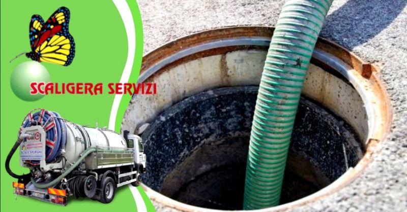 Offerta specialisti pulizia vasche di decantazione Padova - occasione spurgo pozzi neri Padova