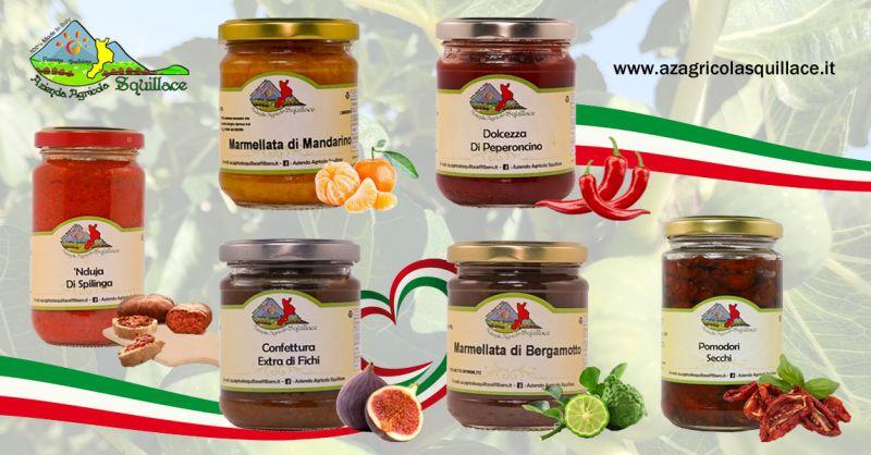 Offerta Vendita Prodotti Tipici Calabresi - Occasione Specialità Tipiche Calabria