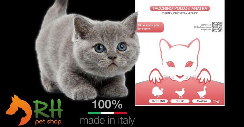 Offerta Crocchette specifiche Per Puppy Gatto - Occasione Alimento Senza Cereali per Cuccioli di Gatto