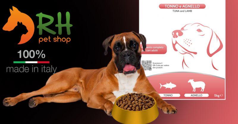 Offerta Crocchette Tonno e Agnello Grain Free per Cani - Occasione Crocchette Cani prive di cereali ricche di proteine