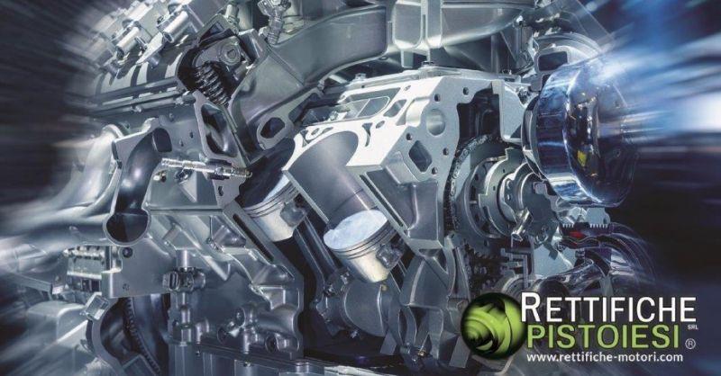 RETTIFICHE PISTOIESI - Offerta azienda Italiana leader settore rettifica ricostruzione motori