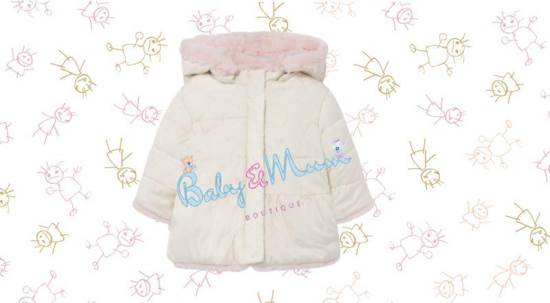 Baby Mum Boutique – offerta vendita Giaccone reversibile pelliccio Mayoral per neonato