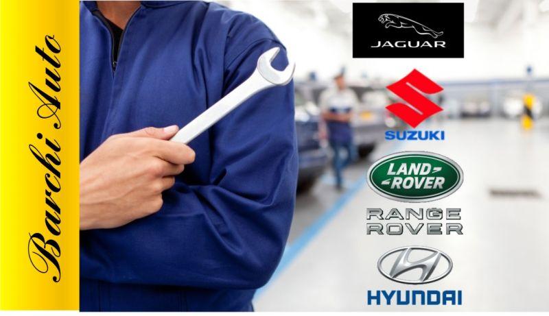 BARCHI AUTO offerta assistenza Jaguar Land Rover Range Rover Suzuki Hyundai Forlì